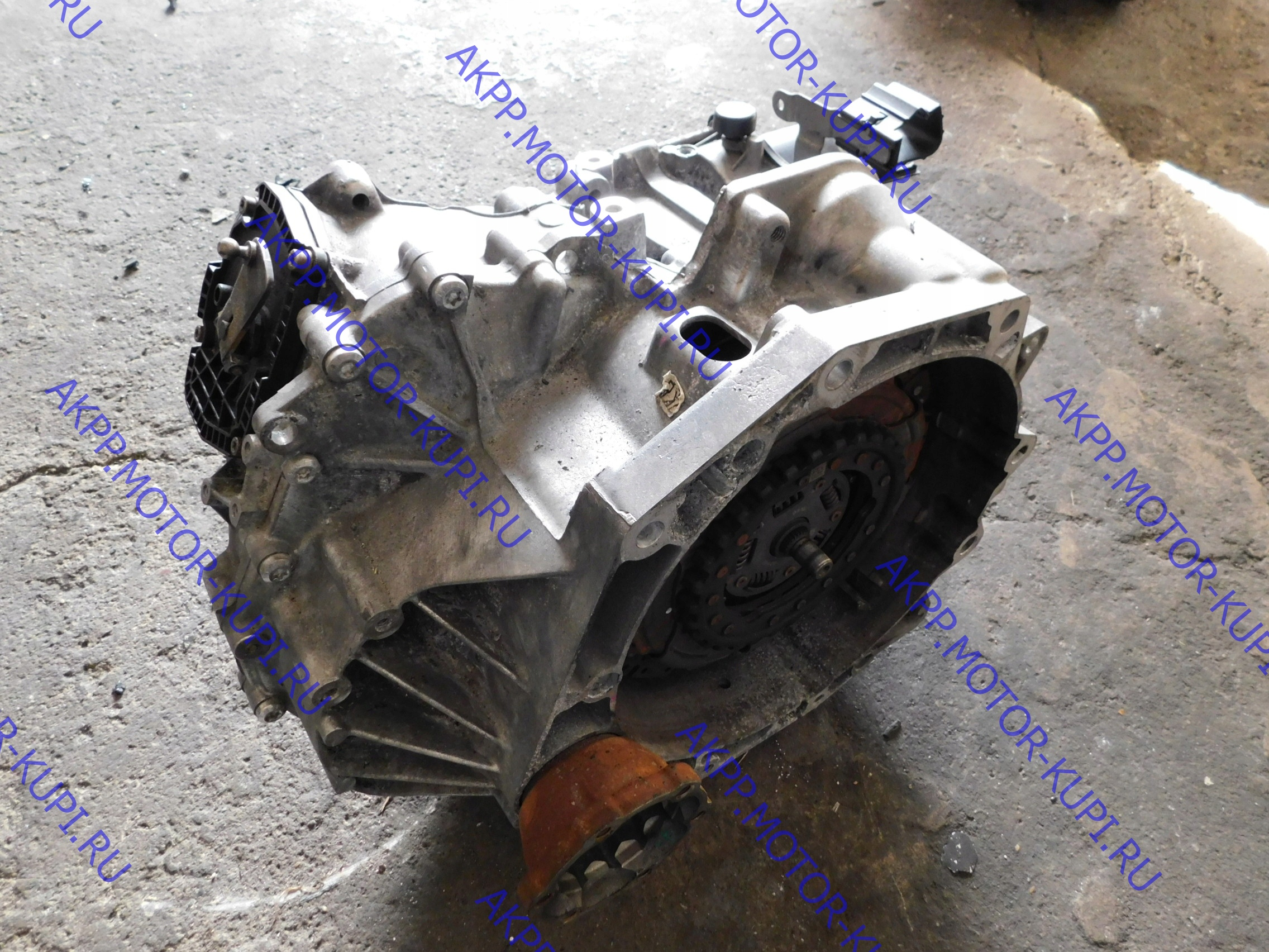 АКПП DSG  VW GOLF 1.4 NTP PKM PMH